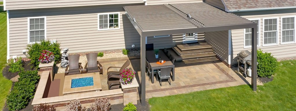 Making the Most of Your Outdoor Space with a StruXure™ Pergola